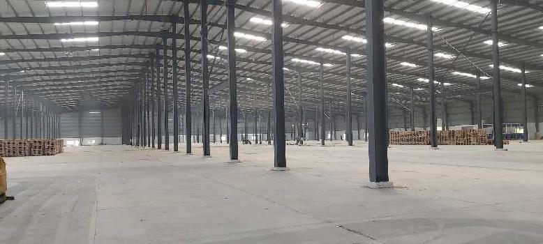 120000 Sq.ft. Warehouse/Godown for Rent in Sanand, Ahmedabad