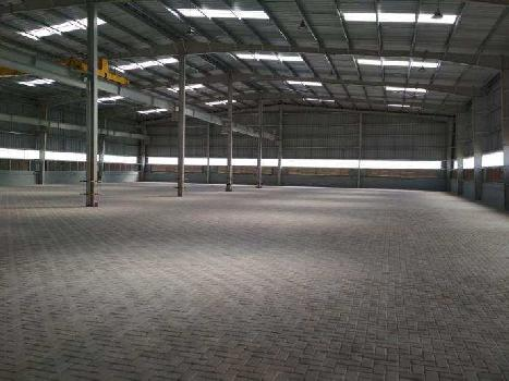 55000 Sq.ft. Warehouse/Godown for Rent in Sanand, Ahmedabad