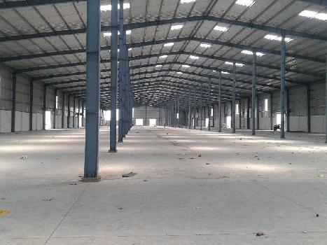 120000 Sq.ft. Factory / Industrial Building for Rent in Sanand, Ahmedabad