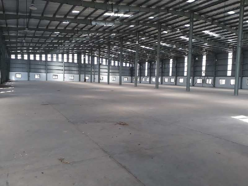 80000 Sq.ft. Warehouse/Godown for Rent in Jhagadia Gidc, Bharuch