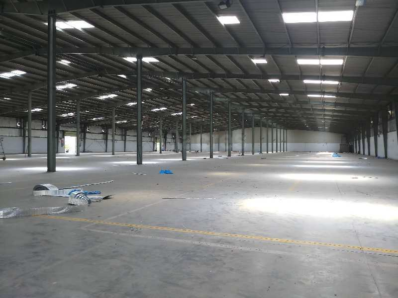 65000 Sq.ft. Warehouse/Godown for Rent in Dahej, Bharuch