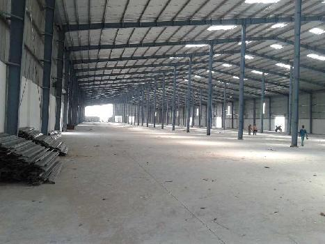 50000 Sq.ft. Warehouse/Godown for Rent in Savli, Vadodara