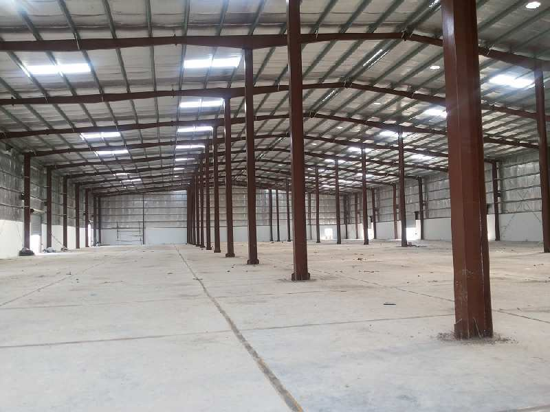20000 Sq.ft. Factory / Industrial Building for Rent in Pirana Road, Ahmedabad