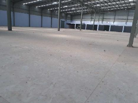 40000 Sq.ft. Factory / Industrial Building for Rent in Kathwada, Ahmedabad