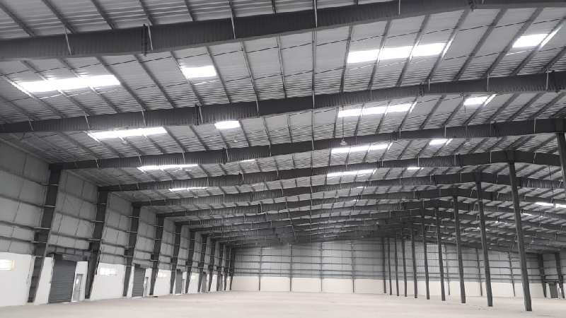 61000 Sq.ft. Warehouse/Godown for Rent in Kheda