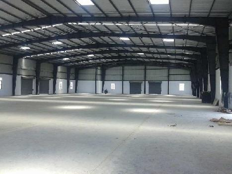 72000 Sq.ft. Warehouse/Godown for Rent in Panoli GIDC, Bharuch