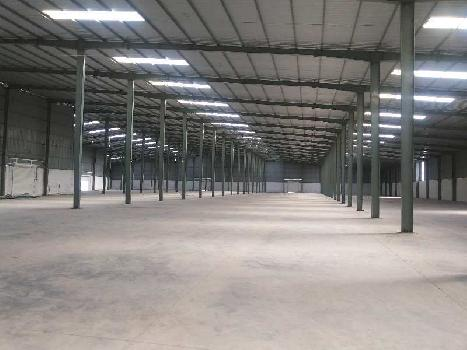 90000 Sq.ft. Factory / Industrial Building for Rent in Dahej GIDC, Bharuch