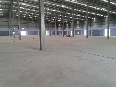 66000 Sq.ft. Factory / Industrial Building for Rent in Gandhidham