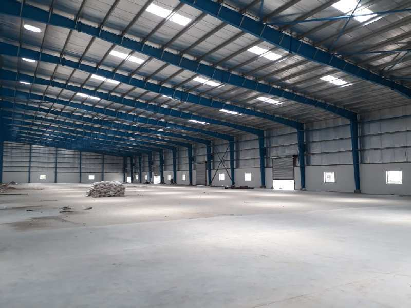 85000 Sq.ft. Factory / Industrial Building for Rent in Mundra, Kutch