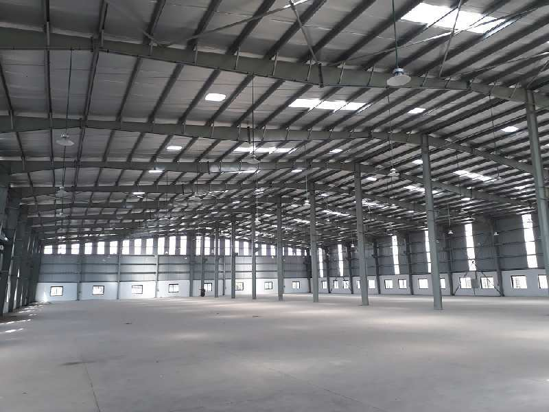 44000 Sq.ft. Warehouse/Godown for Rent in Kheda