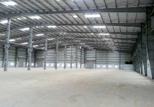 62000 Sq.ft. Factory / Industrial Building for Rent in Mundra Port, Kutch