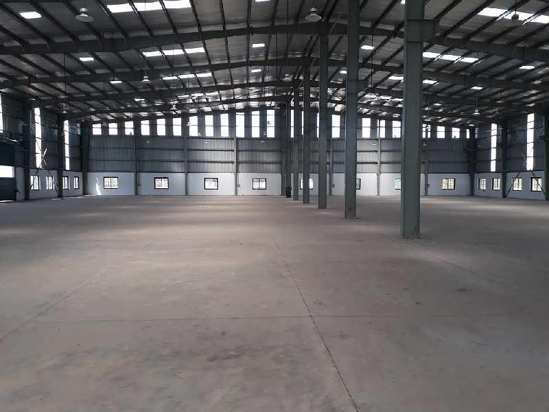 45000 Sq.ft. Warehouse/Godown for Rent in Chhatral, Gandhinagar