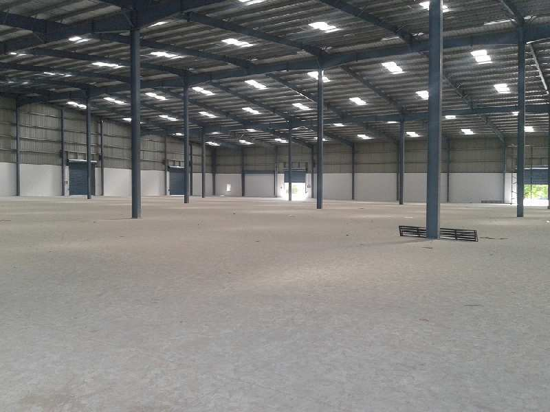 55000 Sq.ft. Factory / Industrial Building for Rent in Dahej GIDC, Bharuch