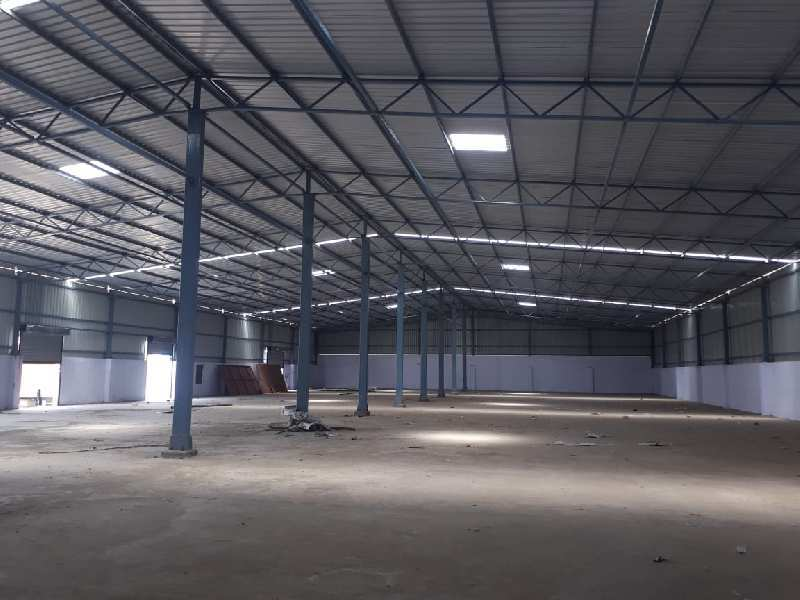 25000 Sq.ft. Warehouse/Godown for Rent in Naroda, Ahmedabad