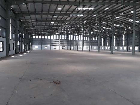120000 Sq.ft. Factory / Industrial Building for Rent in Kandla Port, Gandhidham