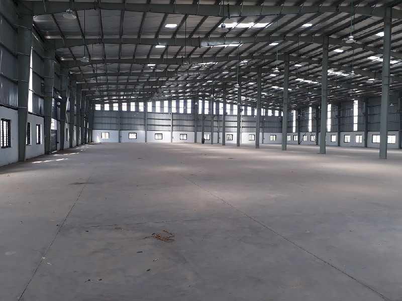 120000 Sq.ft. Factory / Industrial Building for Rent in Kandla Port, Gandhidham