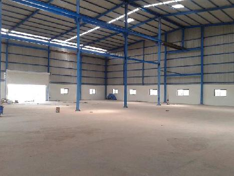 40000 Sq.ft. Factory / Industrial Building for Rent in Aslali, Ahmedabad