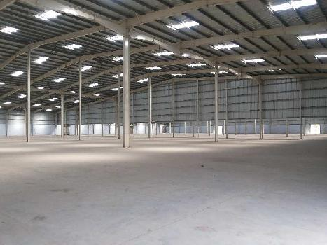 18000 Sq.ft. Factory / Industrial Building for Rent in Santej, Ahmedabad