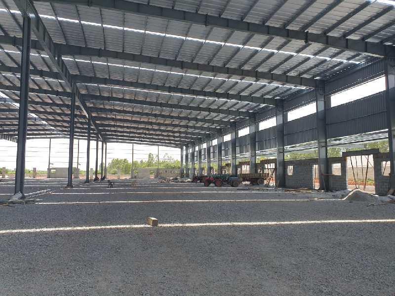 80000 Sq.ft. Warehouse/Godown for Rent in Chhatral, Gandhinagar