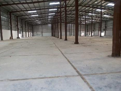 156000 Sq.ft. Factory / Industrial Building for Rent in Chhatral, Gandhinagar