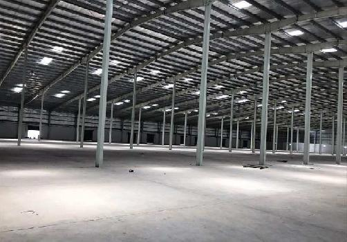 65000 Sq.ft. Warehouse/Godown for Rent in Makarpura, Vadodara