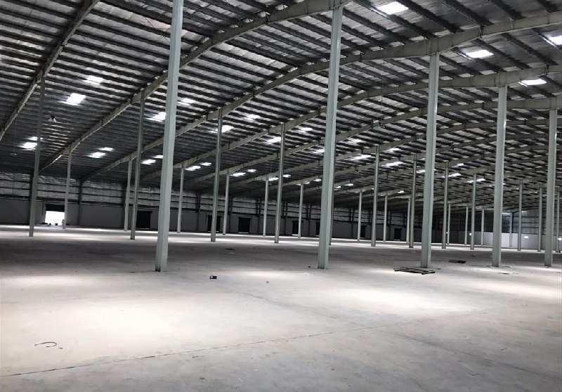 65000 Sq.ft. Warehouse/Godown for Rent in Makarpura, Vadodara