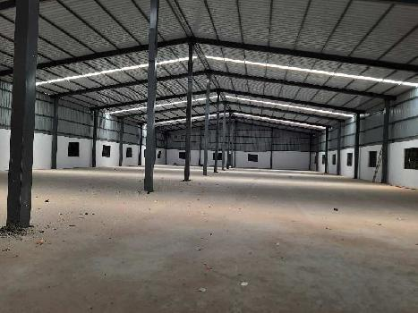 28000 Sq.ft. Warehouse/Godown for Rent in Changodar, Ahmedabad