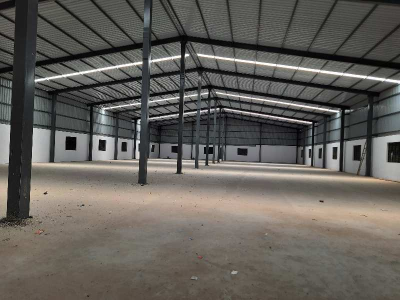 28000 Sq.ft. Warehouse/Godown for Rent in Changodar, Ahmedabad