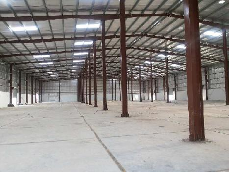 100000 Sq.ft. Warehouse/Godown for Rent in Ankleshwar, Bharuch