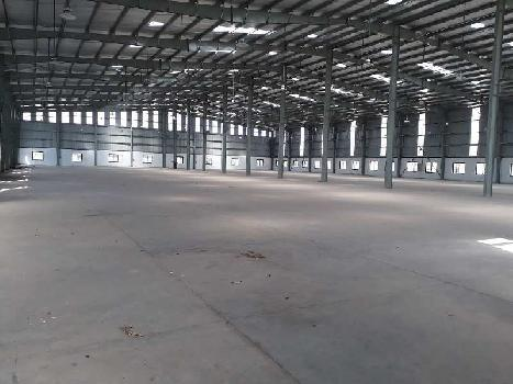 120000 Sq.ft. Warehouse/Godown for Rent in Panoli GIDC, Bharuch