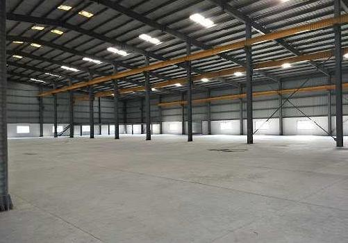 72000 Sq.ft. Warehouse/Godown for Rent in Aslali, Ahmedabad