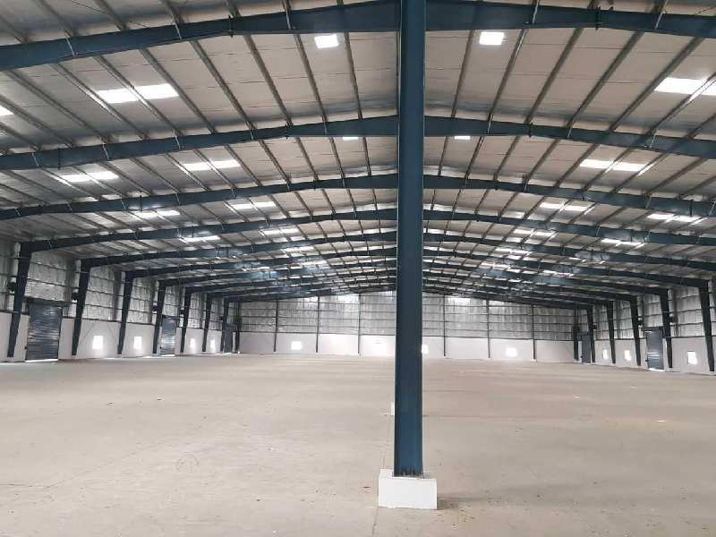 20000 Sq.ft. Warehouse/Godown for Rent in Kheda