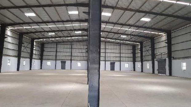 35000 Sq.ft. Factory / Industrial Building for Rent in Ahmedabad