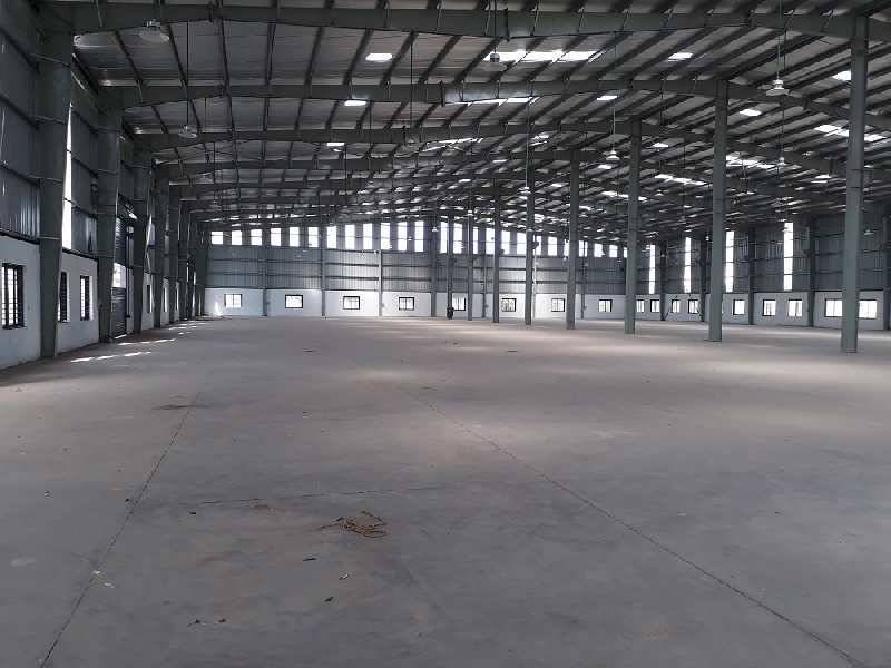60000 Sq.ft. Warehouse/Godown for Rent in Palsana, Surat