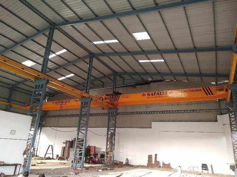45000 Sq.ft. Factory / Industrial Building for Rent in Kadodara, Surat