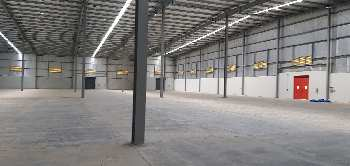 50000 Sq.ft. Factory / Industrial Building for Rent in Por, Vadodara