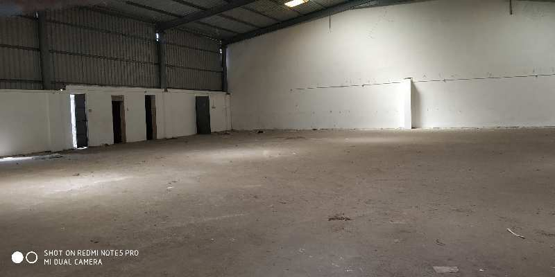 Industrial Shed cum warehouse rent in santej