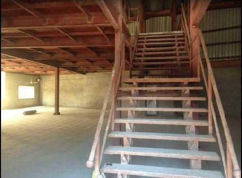 warehouse cum industrial shed for rent in vasihnavdevi