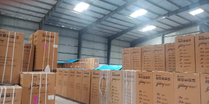 Industrial shed for rent in changodar  at west ahmedabad