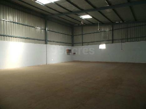 indsutril shed for rent in santej of west ahmedabad