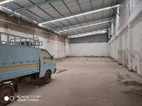 industrial shed for rent in khatraj of west ahmedabad