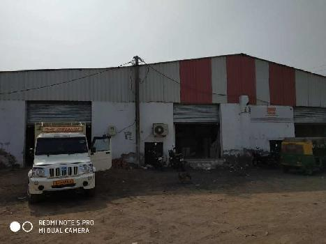 Industrial shed for rent in rakanpur of west ahmedabad