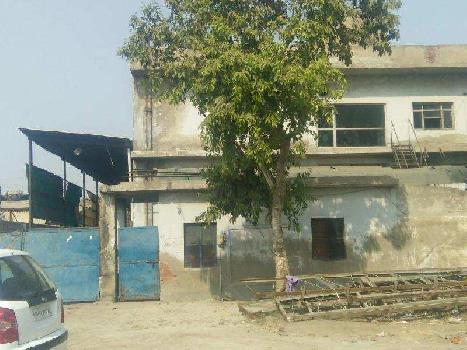 600 Sq. Yards Factory / Industrial Building for Sale in Sector 58, Faridabad
