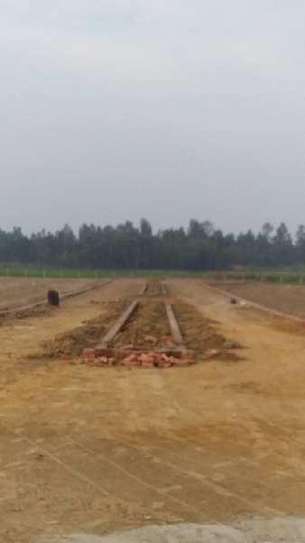 Residential Plot For Sale In Raibareli Road to Mourawa Road , Lucknow .