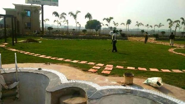 Farm Land For Sale In Raibareli road to mourawa road Near Ambalika institute Lucknow