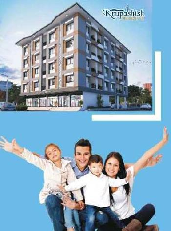 1 BHK Flats & Apartments for Sale in O.N.G.C. Colony, Ankleshwar