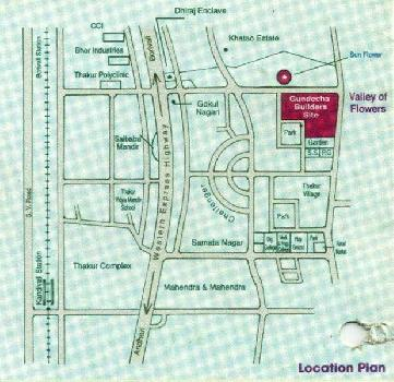 1 BHK for Rent in Kandivali