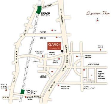 1 BHK Flats & Apartments for Sale At Borivali-E