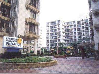 3 BHK Flat for Rent in Thakur Village, Mumbai