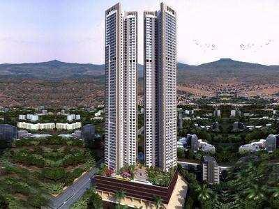 3 BHK Flat For Sale In Thakur Village, Kandivali East